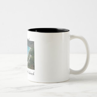 Retirement, Welcome to the beach - Customized Mugs