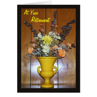 Retirement Wishes Greeting Card