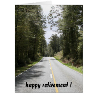 retiring roads big card