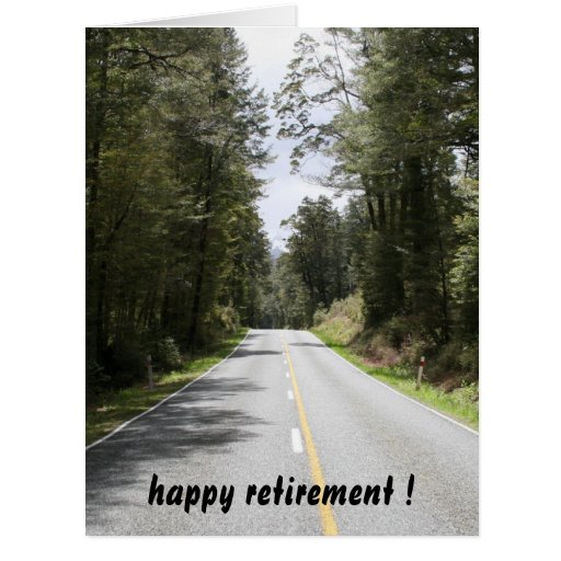 retiring roads big cards