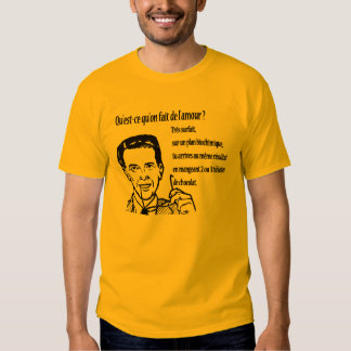 retort humour/love t-shirts
