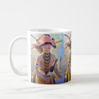 Retracing Footsteps Coffee Mug