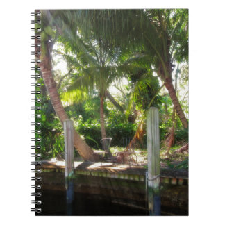 Retreat on Ft Lauderdale's New River Notebooks