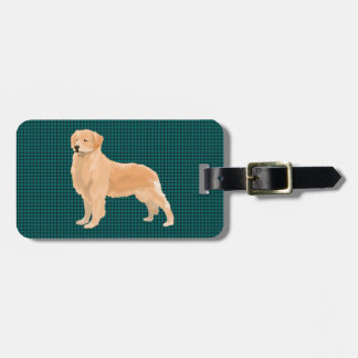 retriever luggage tag