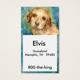 Retriever Puppy Biz Card