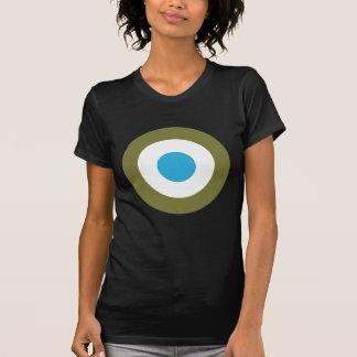 Retro1 ladies dark t-shirt