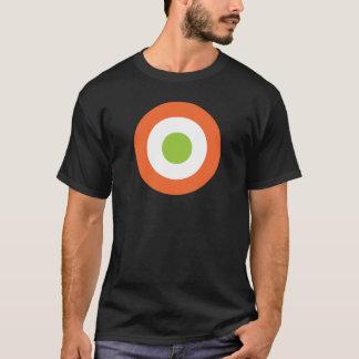 Retro2 black t-shirt