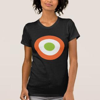 Retro2 ladies dark t-shirt