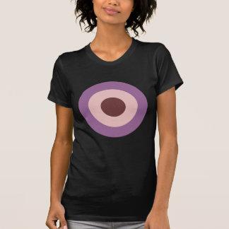 Retro3 ladies dark t-shirt