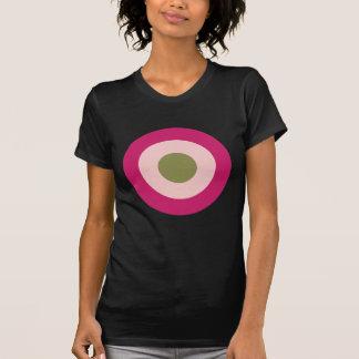 Retro5 ladies dark t-shirt