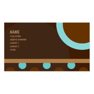 Retro 103 business card