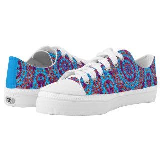 Retro 15 printed shoes