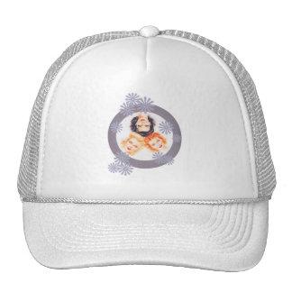 Retro 1940s Pinup Girls Cap