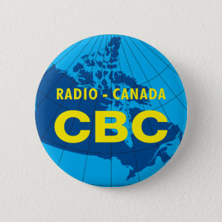 Retro 1958-1966 6 cm round badge