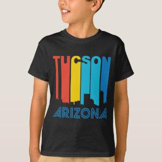 Retro 1970's Style Tucson Arizona Skyline T-Shirt