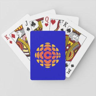 Retro 1974-1986 card deck