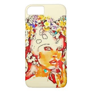 Retro 60s Babe Iphone Case