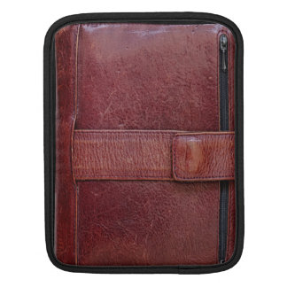 Retro-70's Personal Planner Effect iPad Case