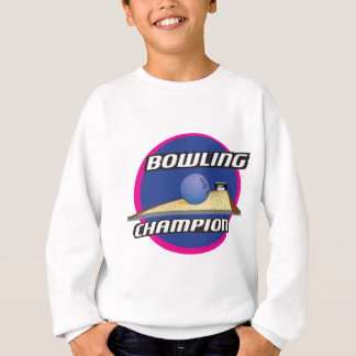 Retro 70's Style Bowling Champion Tees