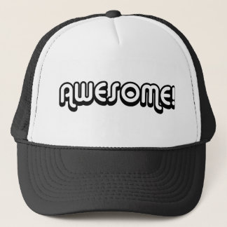 Retro 80s | Awesome! 80's Vintage Trucker Hat