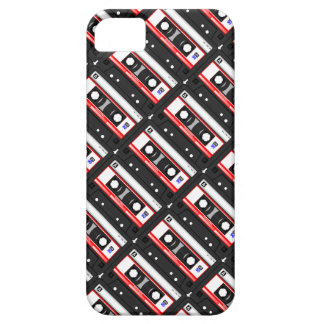 Retro 80's cassette tape barely there iPhone 5 case