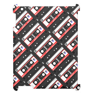 Retro 80's cassette tape cover for the iPad