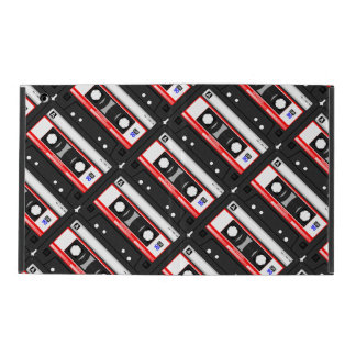 Retro 80's cassette tape iPad cover