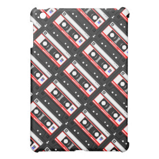 Retro 80's cassette tape iPad mini cover