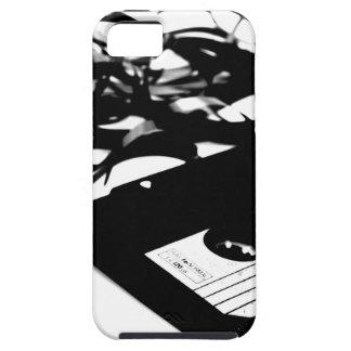 Retro 80's Design - Audio Cassette Tape iPhone 5 Case