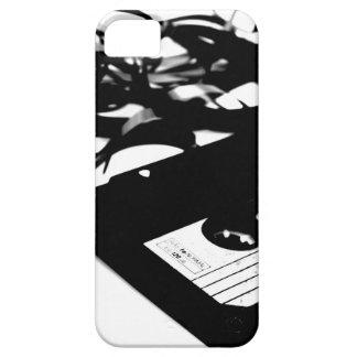 Retro 80's Design - Audio Cassette Tape iPhone 5 Cover