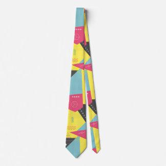 Retro 80's Style Tie