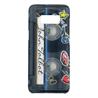 Retro 80s T3 Audiotape cassette Samsung Case