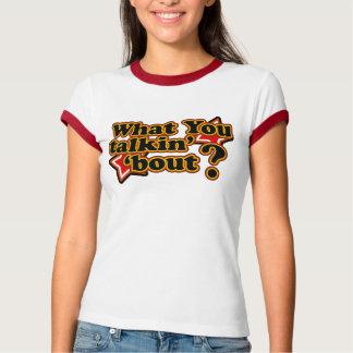 Retro 80's Talkin' 'Bout T-Shirts