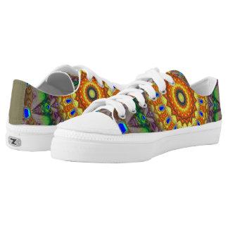 Retro 82 printed shoes