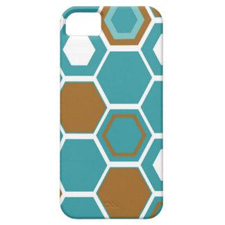 Retro Abstract Art Design iPhone 5/5S Cases
