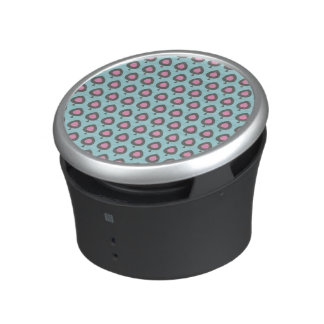 Retro Abstract Art Design Bluetooth Speaker