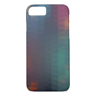 Retro Abstract Background iPhone 7 Cases