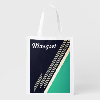 Retro Abstract Personalized