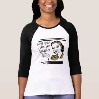 Retro Abuela T-shirts and Gifts