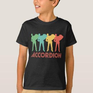 Retro Accordion Pop Art T-Shirt