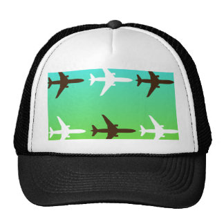 Retro Airplaine Cap
