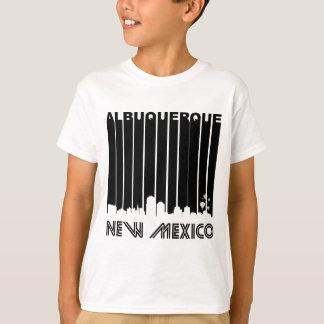 Retro Albuquerque Skyline T-Shirt