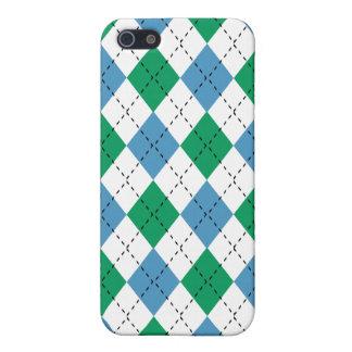Retro Argyle iPhone4 Case iPhone 5/5S Case