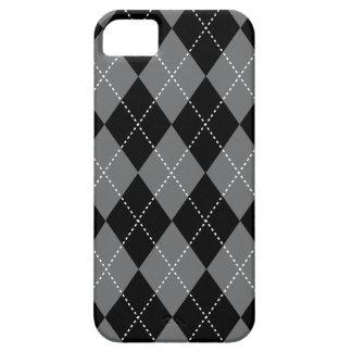 Retro Argyle Trendy Multi Color Fun Barely There iPhone 5 Case