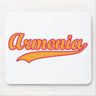 Retro Armenia Mouse Pad