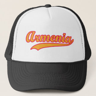 Retro Armenia Trucker Hat