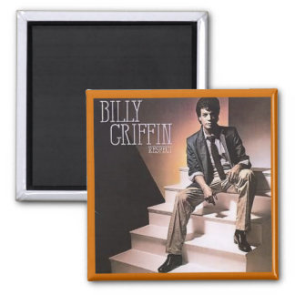 """Retro Art"" Billy Griffin-Respect LP Magnet"