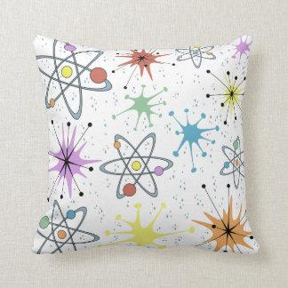 Retro Atomic Cushion