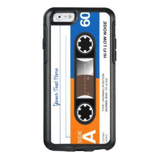 Retro Audio Cassette Mix Tape OtterBox iPhone 6/6s Case