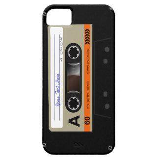 Retro Audio Cassette MixTape Funny  iPhone 5 Case